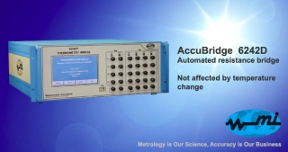 AccuBridge 6242D Automated Resistance Bridge
