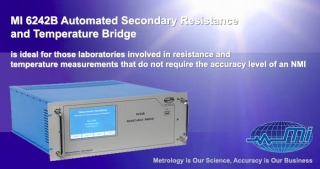 MI 6242B Automated Secondary Resistance,Temperature Bridge