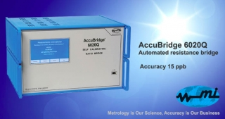 AccuBridge 6020Q Automated resistance bridge