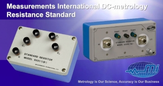 Measurements International, DC metrology, resistance standard