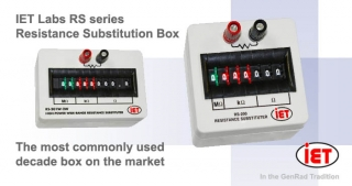 IET RS resistance substitution box
