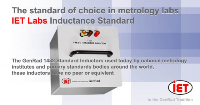 IET Labs Inductance Standard