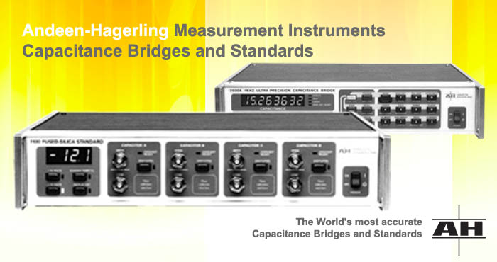 Andeen Hagerling measurement instruments