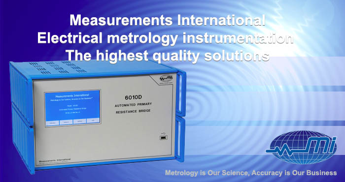 Measurements International Product Category